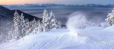 Snowmaking   Diamond Peak Ski Resort