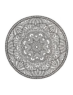 1000 Images About Mandalas1 On Pinterest