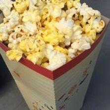 Disney Parks Popcorn Recipe from Food Cart at Magic Kingdom in Disney World