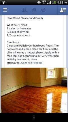 24 Best Wood Floor Cleaner Images Cleaning Cleaning Hardwood