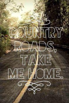 Love ridin them dirt roads!!
