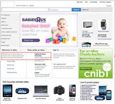 Baby Online Shopping Site