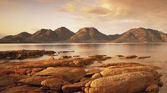The beautiful Tasmanian wilderness
