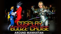 New York, Oct 6: Third Annual CEG Cosplay Cruise
