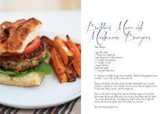#Glutenfree Mushroom #Burger #Recipe