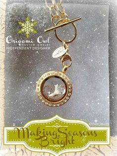 The new winter collection is here!! Perfect gift for that special someone! Order at: www.nicolealmsted.origamiowl.com www.facebook.com/OrigamiOwlNicoleAlmstedIndependentDesigner