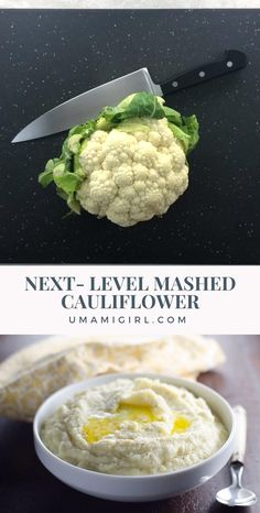 Pureed Food Recipes, Veggie Recipes, Mexican Food Recipes, Keto Recipes, Cooking Recipes, Healthy Recipes, Califlower Mashed, Keto Mashed Cauliflower, Cauliflower Side Dish