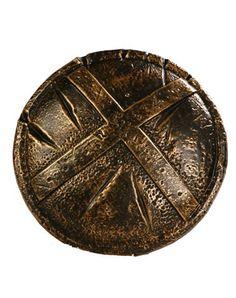 Spartan Warrior Shield
