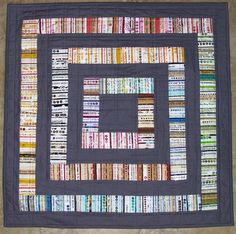 Selvage quilt  some other resources: http://www.pieceandquilt.com/2012/08/selvage-quilts.html, http://quispamsisquilter.blogspot.com/2011/08/simple-selvage-square-quilt-block.html