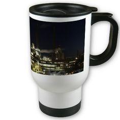 Bayer Cross in Leverkusen Coffee Mug #sold on #zazzle