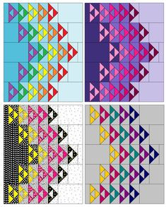 Nancy Zieman, Modern Quilt Patterns, Baby Patterns, Quilt Modern, Modern Quilting, Block Patterns, Tim Holtz, Quilting Projects, Quilting Designs