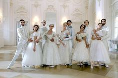The FashionBrides is the largest online directory dedicated to bridal designers and wedding gowns. Find the gown you always dreamed for a fairy tale wedding. New Year Concert, Nostalgic Music, Tudor Costumes, Ballet Photos, Folk Dance, Ballet Costumes, Nouvel An, Historical Costume, Ballet Dance