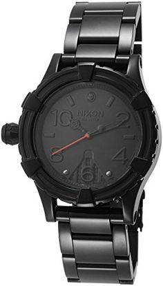 Women's Wrist Watches - Nixon Star Wars 3820 Darth Vader Watch >>> To view further for this item, visit the image link. (This is an Amazon affiliate link)