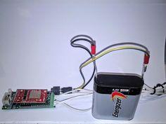 #AGEduino #Arduino on a #Battery #AGEvoluzione