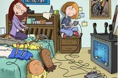 The weekenders maybe a bit late but i still watched it mid 2000s
