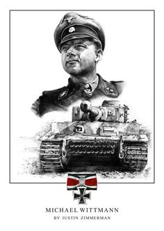 Las Cosicas del Panzer - Sturmfurie: drawings by Justin Zimmerman - German Soldiers Ww2, German Army, Military Art, Military History, Panzer Tattoo, Guerra Anime, Nagasaki, Heroes And Generals, Tank Wallpaper