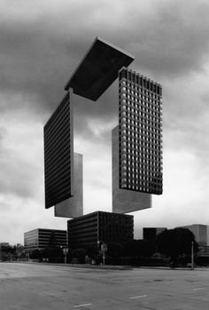 Surrealist Images of Levitating Buildings – Fubiz Media