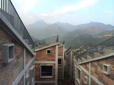 Rural Urban Framework · Jintai Village Recostruction · Divisare