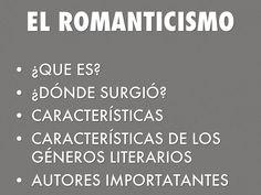 En este haiku, he echo una breve presentación del romanticismo y sus géneros literarios. Tambien he puesto los autores españoles más importantes del momento