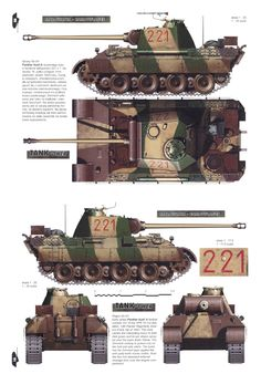 Panther Ausf. A, 14th Panzer Regiment, Eastern Front, 1943