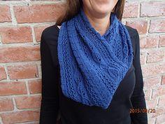 Guapa cowl infinity cowl by Anne B Hanssen - free pattern