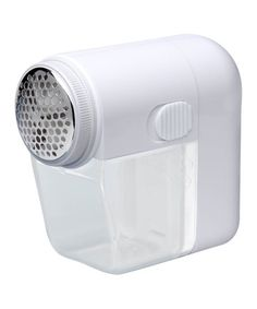 Another great find on #zulily! White Electric Fabric Shaver #zulilyfinds