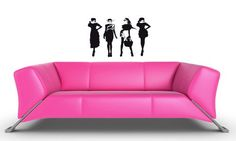 Housewares Vinyl Decal Fashion Girls Home Wall Art Decor Removable Stylish Sticker Mural Unique Design for Any Room Decal House http://www.amazon.com/dp/B00D17IIB2/ref=cm_sw_r_pi_dp_M.DTtb0X3VNM55KR
