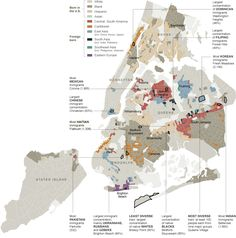 The New York Times, Then as Now: New York's Shifting Ethnic Mosaic