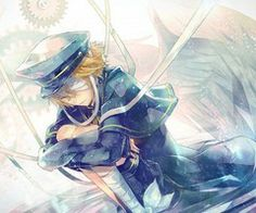 Oliver / Vocaloid by Lellia on We Heart It