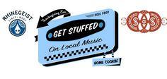 Get Stuffed on Local Music