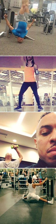 19 Hilarious WTF Workout Moments in GIFs