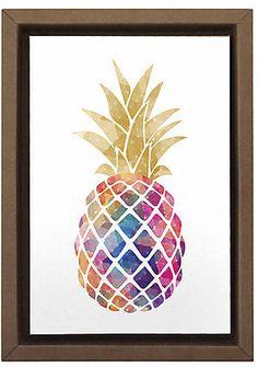 Pinapple Aquarelle