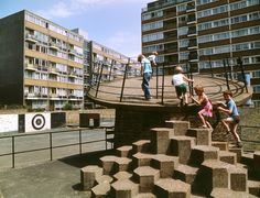 Britain's brutalist playgrounds – in pictures | Art and design | The Guardian