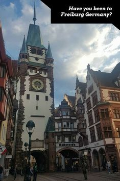 Freiburg is located in southern Germany. Known for being the sunniest and warmest place in Germany. Freiburg and its surrounding area have many sights waiting for you to discover. via @wyldfamtravel