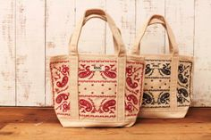 RHC PAISLY TOTE Release