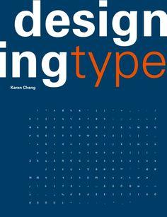 Designing Type Cheng, Karen