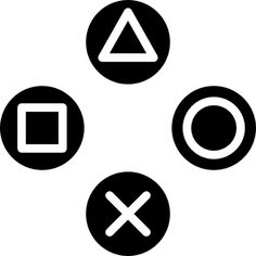 sony-ps-games-buttons_318-53741.jpg (626×626)