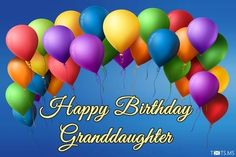 A beautiful collection of birthday wishes, quotes, messages and images for granddaughter. You can easily share birthday wishes image for facebook, whatsapp picture sms. Happy birthday to my special little granddaughter! I am so proud of you, sweetie, wishing you a plenty of joyful surprises and an endless happiness in your life! May all your …