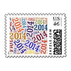 2014 POSTAGE STAMPS