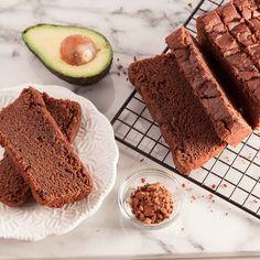 Chocolate Avocado Pound Cake