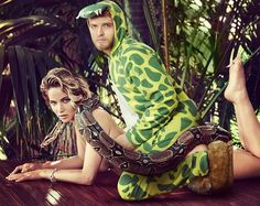 It's been about a year since posing with longtime friend #jenniferlawrence for @vanityfair  #jenniferlawrence #model #shoot #mansion #naked #snake #celebrity #dinolife #dinolicious