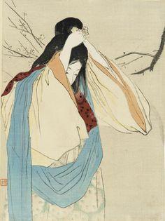 dressrehearsalrag:  Kajita Hanko (1908)