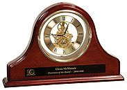 Grand Piano Mantle Clock  Overland Park Awards - Gifts - Clocks