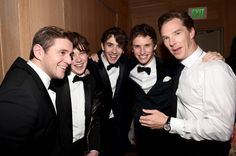 Benedict Cumberbatch Photos: 26th Annual Palm Springs International Film Festival Film Festival Awards Gala - After Party