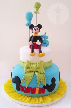 Varita - Mickey Mouse Cake