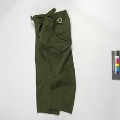 Trousers, jungle green: Australian Army