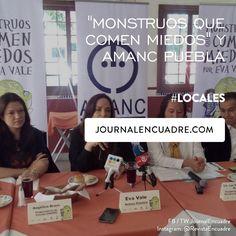 """Revista Encuadre » """"Monstruos que comen miedos"""" y AMANC Puebla"""