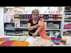 Vitória Quintal no Armarinho São José - Dicas com os fios Camila - YouTube