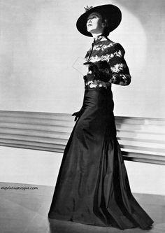 63e18171c54 Harvey Nichols   Co LTD - London 1937 Vintage Glamour