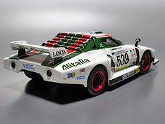 LANCIA STRATOS Turbo Gr.5 1977